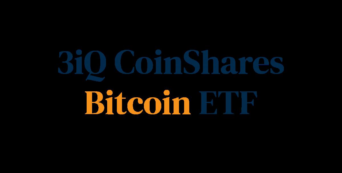3iQ Coinshares Bitcoin ETF